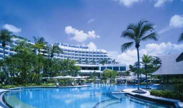 Shangri-La's Rasa Sentosa resort cheap deals